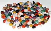 Mix Agate Tumbled Stones