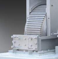 cyclone filter rasper machine