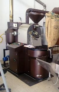 Mungfali Roasting Machine
