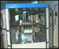 Rotary Pressure Cleaning Machine