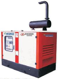 Eicher Silent DG Set