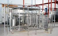 Mini Pasteuriser Milk Processing Plants