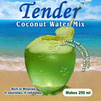 Instant Tender Coconut Water Powder
