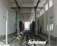 Train Washing System