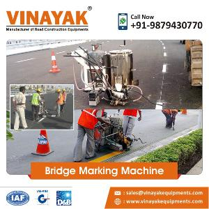 Bridge Road Marking Machine