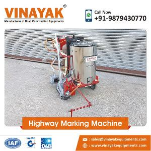 Highway Road Marking Machine