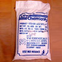 Sodium Acetate Trihydrate IP BP
