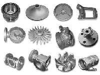 Metal Auto Parts