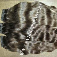 100% Unprocessed Natural Remy Indian Virgin Human Hair Manufacturer