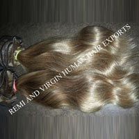 Blonde Color Human Hair Extension