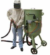 Portable Blasting Machine