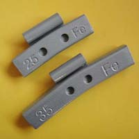 Wheel Balancing Clip Weights