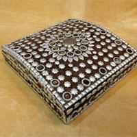 Antique Chocolate Box