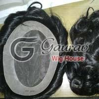 Hair Patch Wig