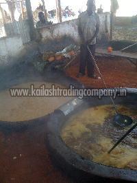 Sugar Cane Juice Boiling Pan