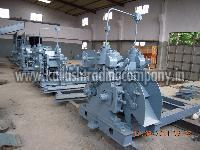 Triple Mill Sugar Cane Crusher