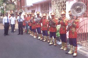 brass band services