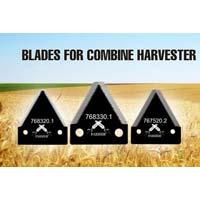 Combine Harvester Blades