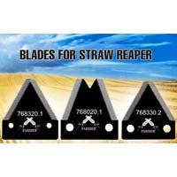 Straw Reaper Blades