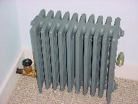 Steam Heating Radiators