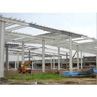 Pre-Engineered Building Structure