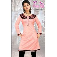 Silk Formal Kurti 052