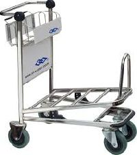 airport trolley
