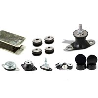 Rubber Anti Vibration Mounts