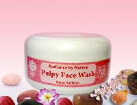 Rose Saffron Pulpy Face Wash