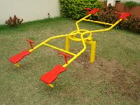 Playground Equipments - See Saw