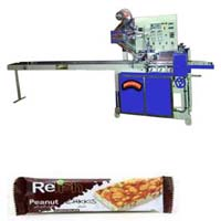 Automatic Peanut Chikki Packing Machine