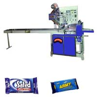 Detergent Cake Wrapping Machine