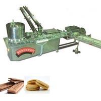 Cream Biscuits Sandwiching Machine