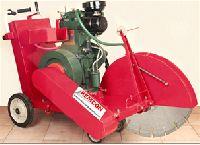 Kerb Cutting Machine