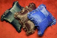 Tissue Frilled Cushion Cover