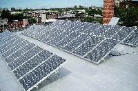 solar photovoltaic rooftop system