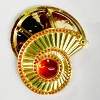 Kumkum Box (shell)