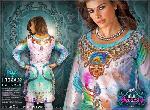 Digital Print Designer Kurti / Dress / Top By Parijat Devarshydevk-1022a