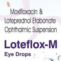 Loteflox-m Eye Drops