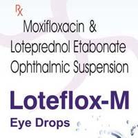 Loteflox-m Eye Drops