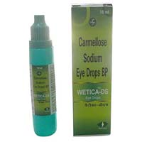 Wetica-ds Eye Drops