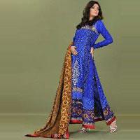 Sana Samia 3 pcs Shalwar Kameez