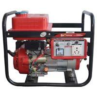 Lpg Fuel Generator
