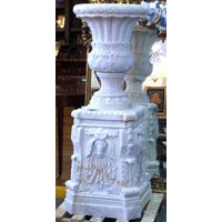 Marble Pedestal 3
