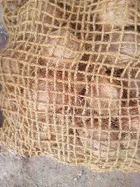 Semi Husked Coconut Coir Bag