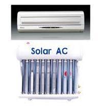 Solar Air Conditioner(a/c)