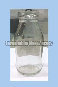 Glass Amita Lug Bottles