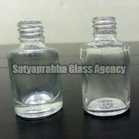 Glass Nail Polish Bottles
