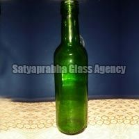 Green Wine Glass Bottles