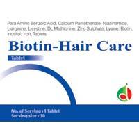 Biotin Hair Care Tablets